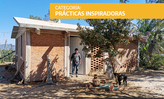 Casa Mixe: resistencia post sismos
