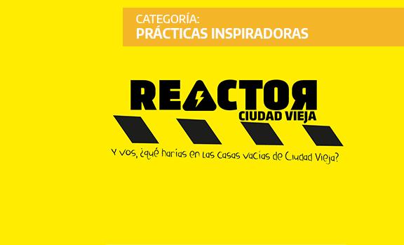 Reactor Ciudad Vieja
