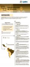 Infografía Autoproducción de Vivienda