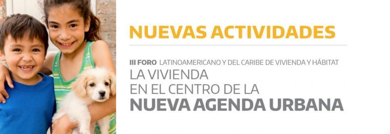 Inter-American Development Bank official sponsor of three LAVs