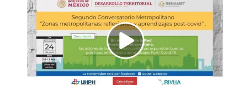 Second Metropolitan Conversation